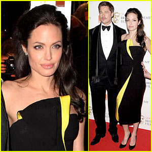 Angelina Jolie Picks Armani Prive