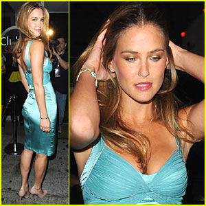 Bar Refaeli is Party Pretty | Bar Refaeli : Just Jared