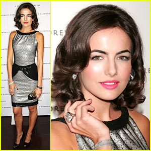 Camilla Belle is a Diamond Darling