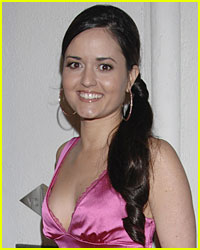 Danica McKellar: Wonder Years Wedding!