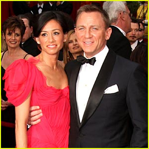 Daniel Craig -- Oscars 2009