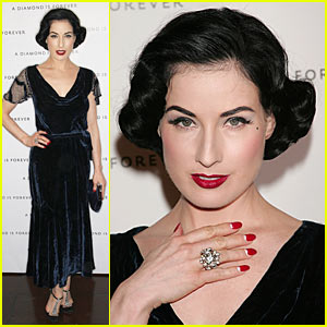 Dita Von Teese: A Diamond Is Forever