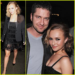 Gerard Butler & Hayden Panettiere: What is Sexy?