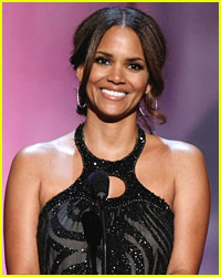 Halle Berry Is A Jewel Thief
