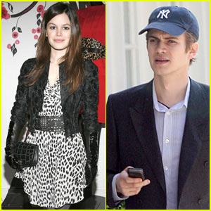 Hayden Christensen & Rachel Bilson: Engaged But Miles Apart