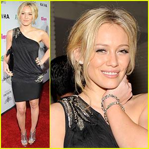 Hilary Duff: Chow Chow!