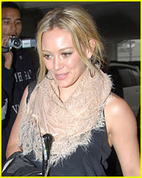 Hilary Duff: Rain & Shine