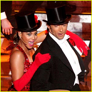 Beyonce & Hugh Jackman Bring Back Musicals