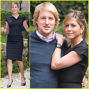 Jennifer Aniston Rocks De Russie