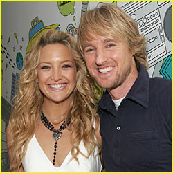 Kate Hudson & Owen Wilson Couple Up Again