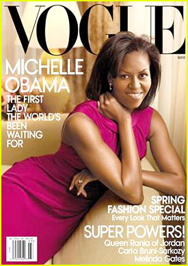 Michelle Obama Covers