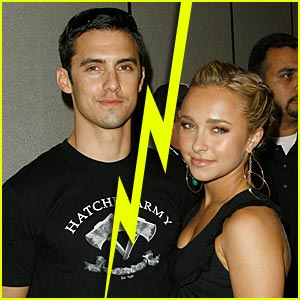 when did hayden panettiere and milo ventimiglia start dating