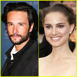 Natalie Portman & Rodrigo Santoro: New Couple?