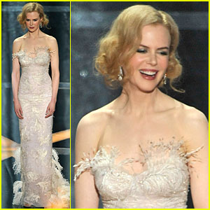 Nicole Kidman Pays Tribute to Angelina Jolie