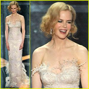 Nicole Kidman Pays Tribute to Angelina Jolie