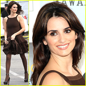 Penelope Cruz - 2009 Spirit Awards
