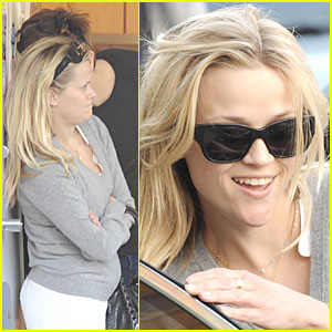 Reese Witherspoon Gets The Axe