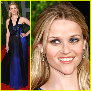 Reese Witherspoon is a Blue Beauty