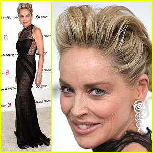 Sharon Stone -- Oscars 2009