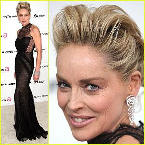 Sharon Stone -- Oscars 2009