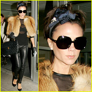 Victoria Beckham: Full Force Fashion Week!