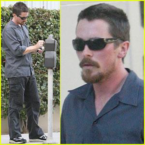 Christian Bale Goatee