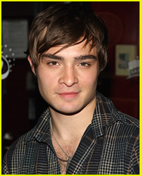 Ed Westwick Is Really Into Women