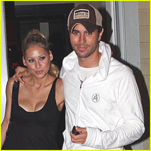 Enrique & Anna Kournikova: Still Together!