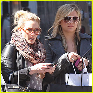 Hilary Duff is a Barneys Babe