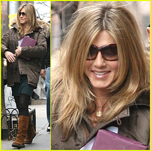 Jennifer Aniston is a Baster Breaker