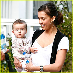 jessica alba baby Gall...