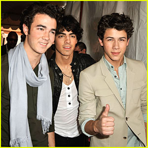Jonas Brothers - 2009 Kids' Choice Awards