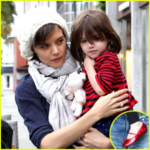 Suri Cruise: There's No Place Like Home