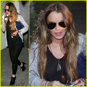 Lindsay Lohan Avoids Arrest