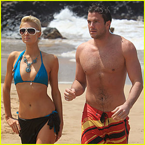 Paris Hilton & Doug Reinhardt: Beach Bodies