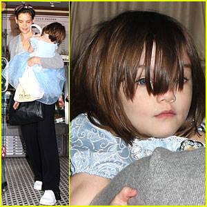 Suri Cruise is a Crumbs Cutie
