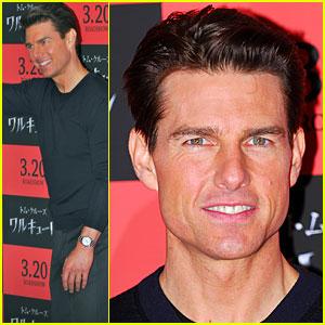 Tom Cruise Shows Valkyrie Valor