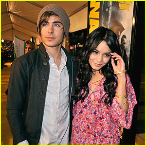 Vanessa Hudgens & Zac Efron are Wild Watchmen