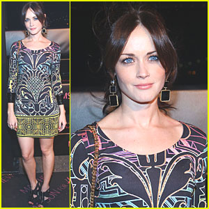 Alexis Bledel: I Look Like Rory Gilmore!