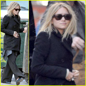 Ashley Olsen Has Menswear On Her Mind