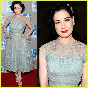 Dita Von Teese: Gay and Lesbian Center Sassy