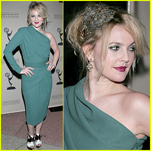 Drew Barrymore: Panel Discussion Pretty