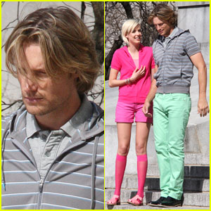 Gabriel Aubry & Agyness Deyn: Model Match