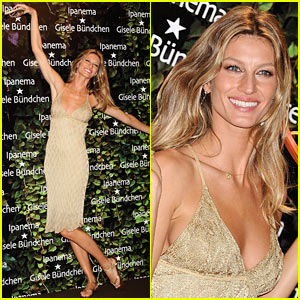 Gisele Bundchen: In Love With Ipanema