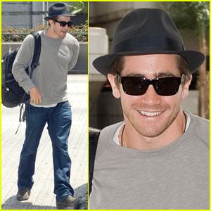 Jake Gyllenhaal: Wedding In Italy?