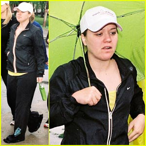 Kelly Clarkson: March For Babies Brave