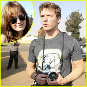 Ryan Phillippe & Malin Akerman: Bang, Bang!
