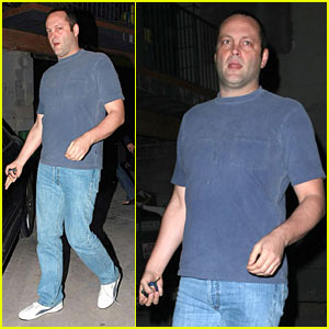 Vince Vaughn is an Osteria Mozza Man