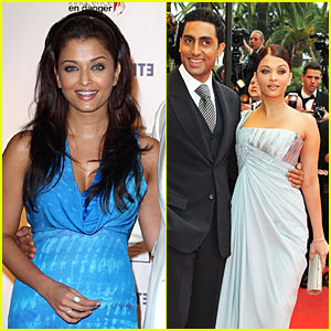 Aishwarya Rai Catches Spring Fever
