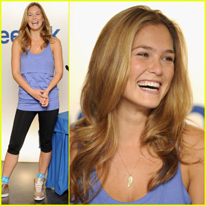 Bar Refaeli is Riveting In Reebok